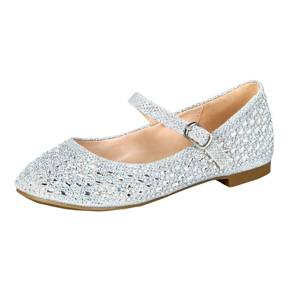 Find great deals on eBay for little girls silver shoes. Shop with confidence.