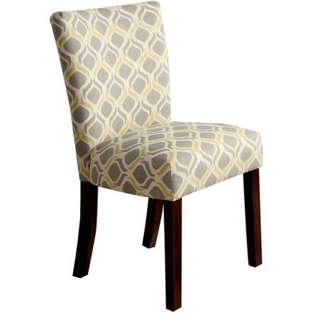Furniture Of America Candeleria Printed Dining Chair Set 2 Multiple Colors