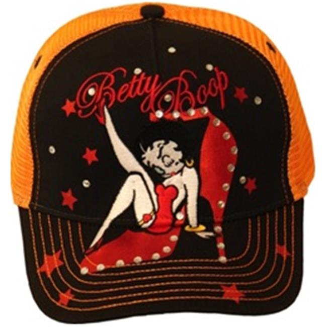 AMERICAN FAVORITES 8030 BETTY HEELS BASEBALL CAP