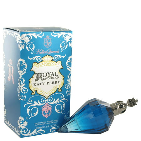 Katy Perry Royal Revolution Eau De Parfum Spray for Women 3.4 oz - Katy Perry California Girls Costume