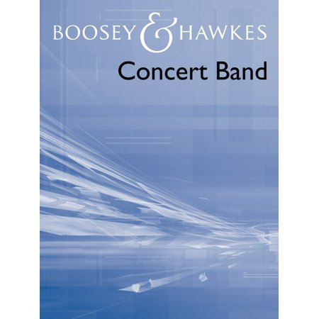 Boosey and Hawkes Pomp and Circumstance (Original) (Condensed Score) Concert Band Composed by Edward