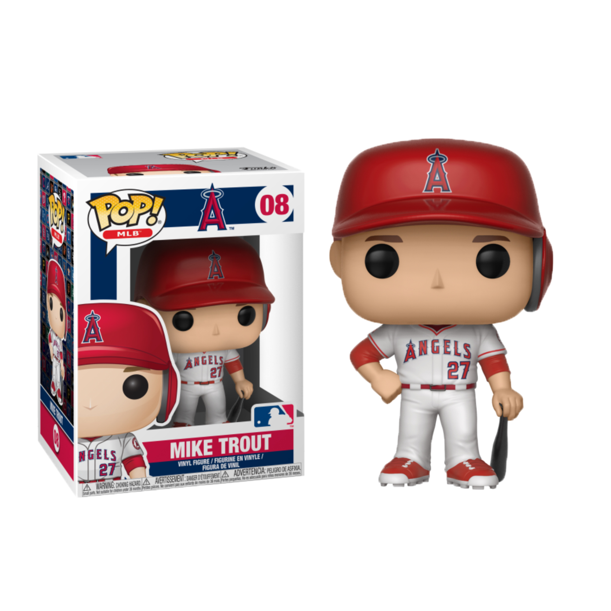 Funko POP MLB - Mike Trout