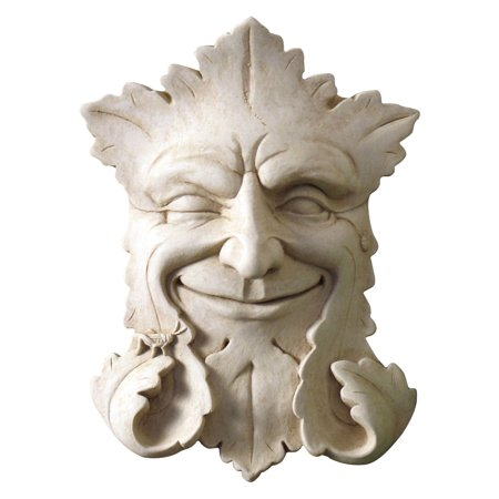Garden Smile Mini Wall Plaque (Garden Frogs Wall Plaque)