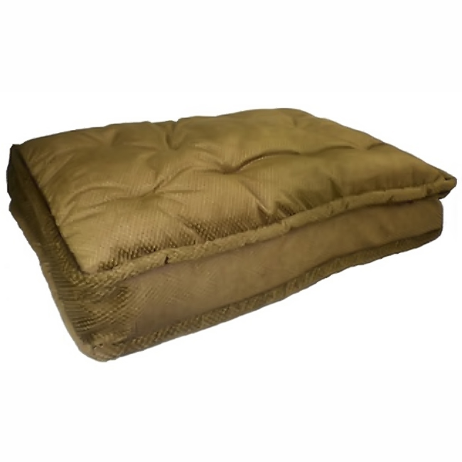 O'Donnell Industries 42580 Snoozer Pillow Top Pet Bed - Camel