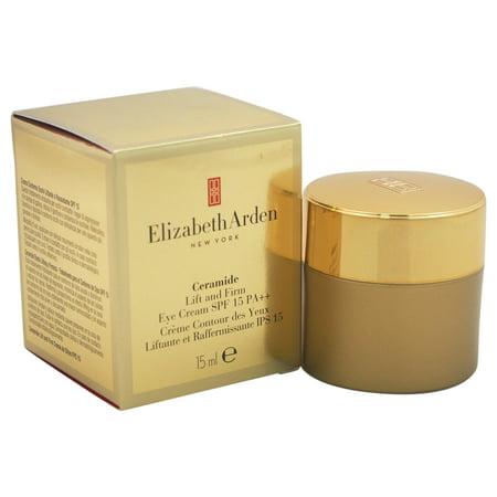 Ceramide Lift & Firm Eye Cream SPF 15 by Elizabeth Arden for Women - 0.5 oz Cream