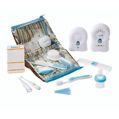 Safety 1st - Nursery Monitor Bundle Pack, Blue