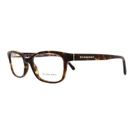 BURBERRY Eyeglasses BE2201 3002 Havana 52MM