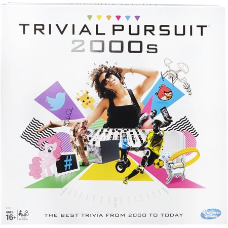 Trivial Pursuit: 2000s Edition Game
