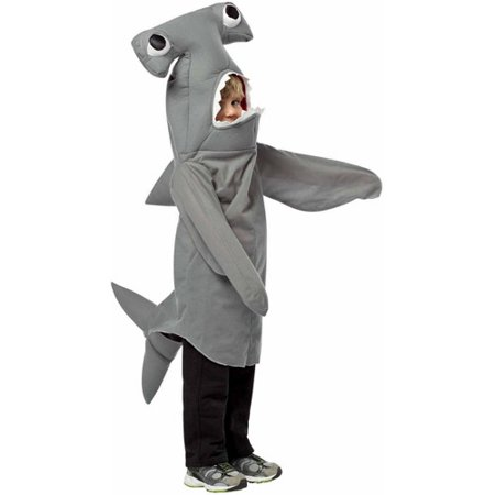 Hammerhead Shark Child Halloween Costume