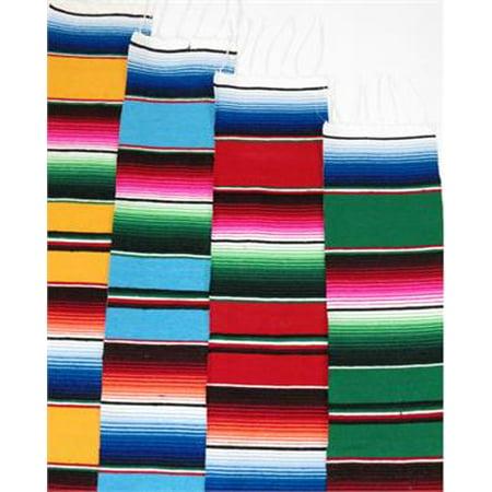 Mexican Sarape Blanket Table Runner - Fiesta Table Runner