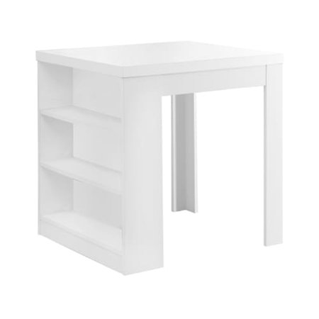Monarch Dining Table 32 X 36 White Counter Height