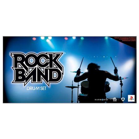 Rock Band Drums - Drums Only (PS2 / PS3) ()