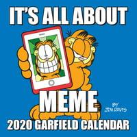 Garfield 2020 Wall Calendar (Other)
