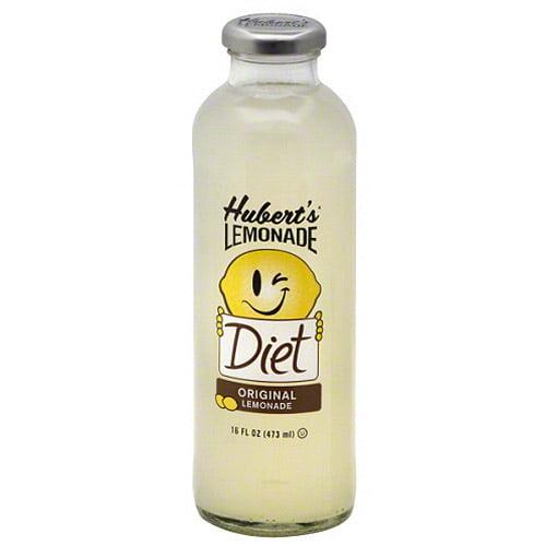 Generic Hubert S Original Diet Lemonade 16 Fl O Walmart Com