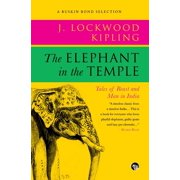 Ruskin Bond Selections: The Elephant in the Temple (Paperback)(Large Print)