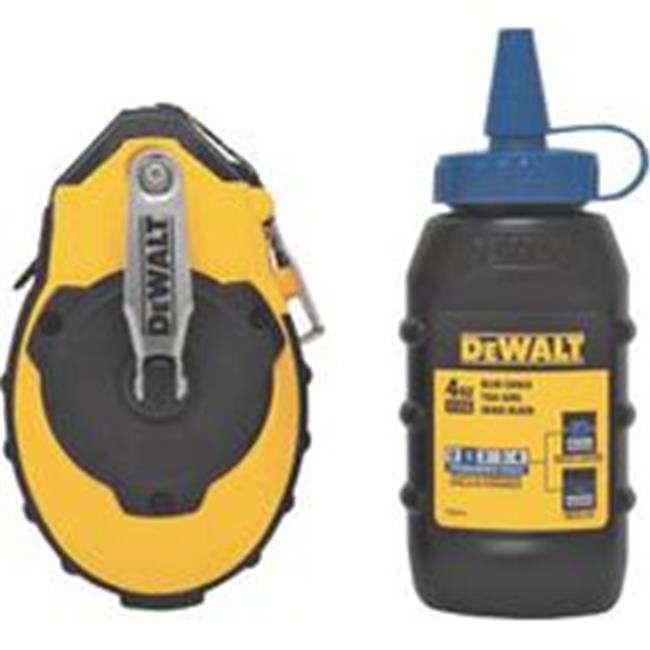 Stanley Tools Reel Chalk/Chalk Blue Pls Case DWHT47143
