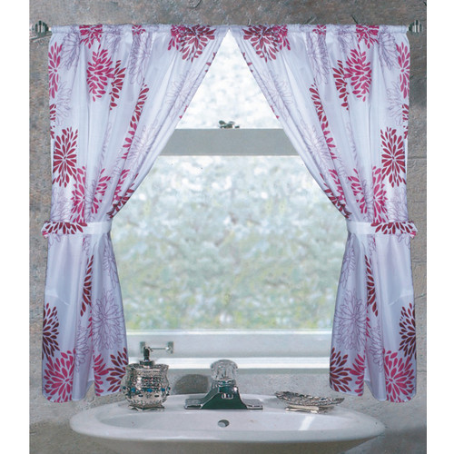 Ben and Jonah Emma Curtain Panels (Set of 2)