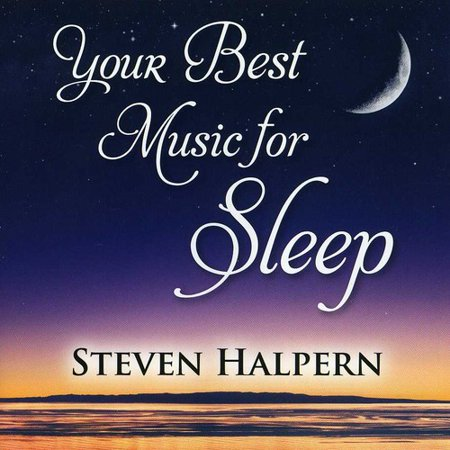 Your Best Music for Sleep (CD)