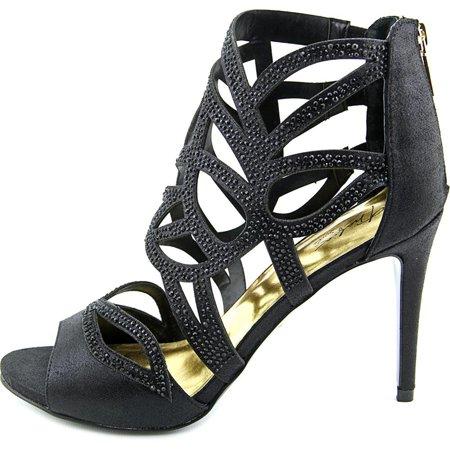 bd4f0956d0b7 Thalia Sodi Womens Serena Open Toe Ankle Strap D-orsay Pumps - Walmart.com