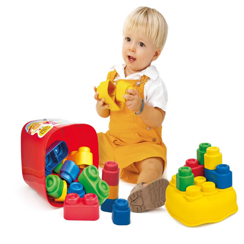 Baby Clemmy(R) 20 piece Blocks