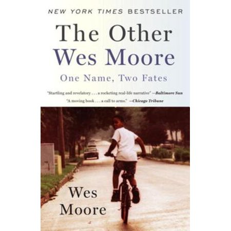 The Other Wes Moore - eBook (The Other Wes Moore By Wes Moore)