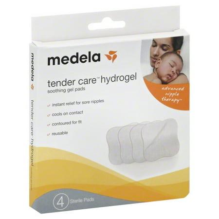 Medela Tender Care Hydrogel Pads, 4 pack