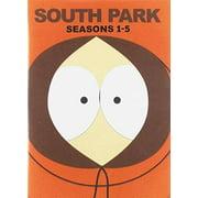 South Park: Seasons 1-5 (DVD)