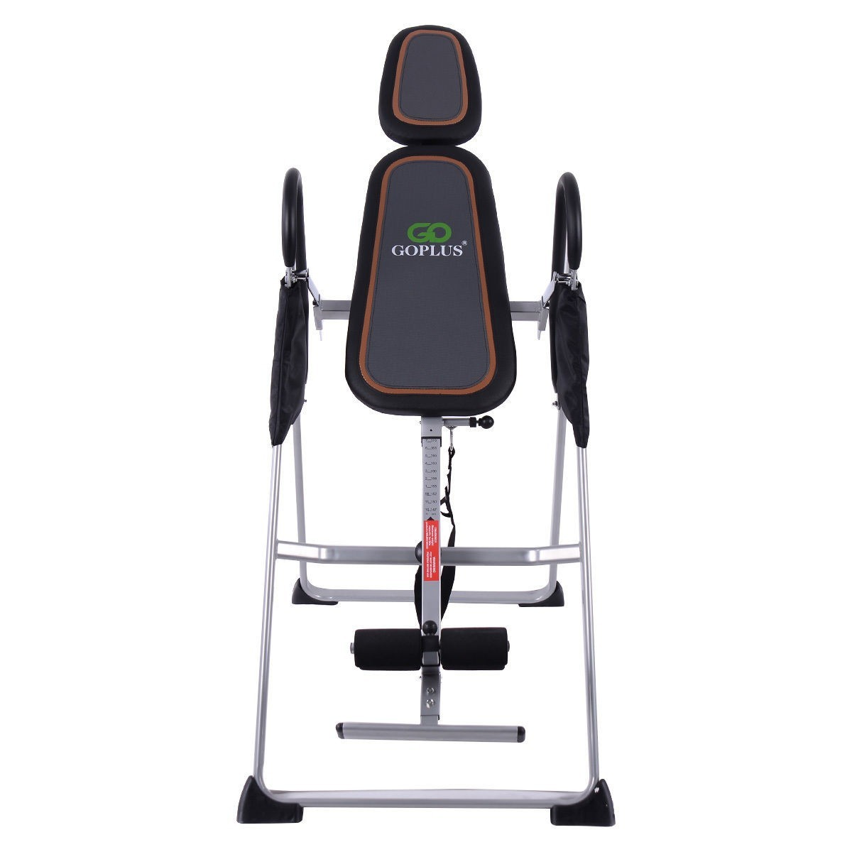 Foldable PU Premium Gravity Inversion Table Back Therapy ...