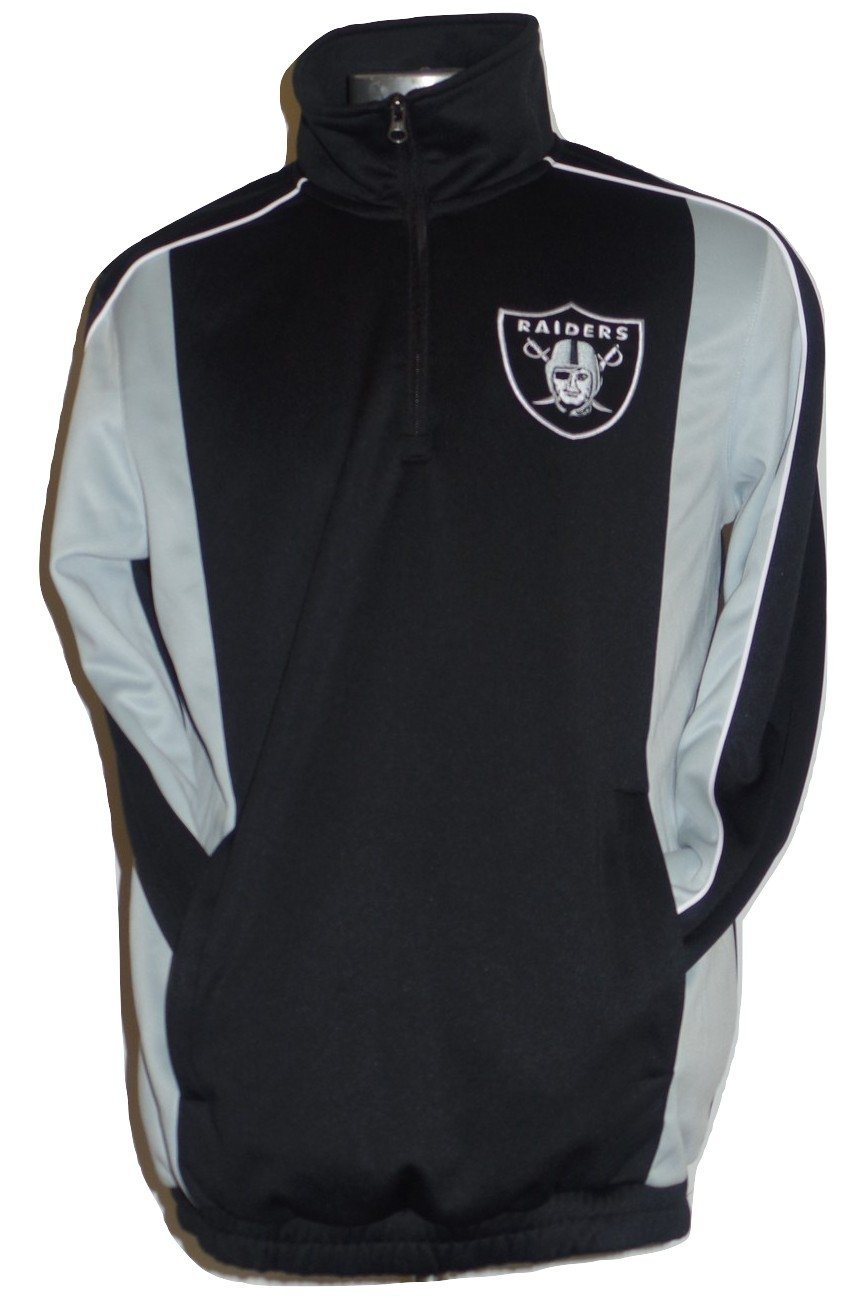 Oakland Raiders Men's Performance Fleece Jacket by G-III Sports