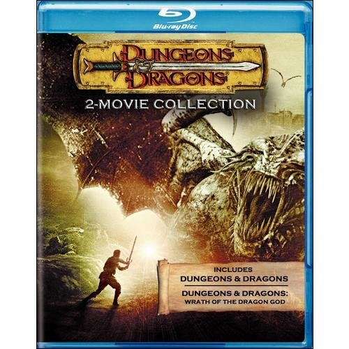 Dungeons And Dragons / Dungeons And Dragons 2: Wrath Of The Dragon God (Blu-ray) (Widescreen)