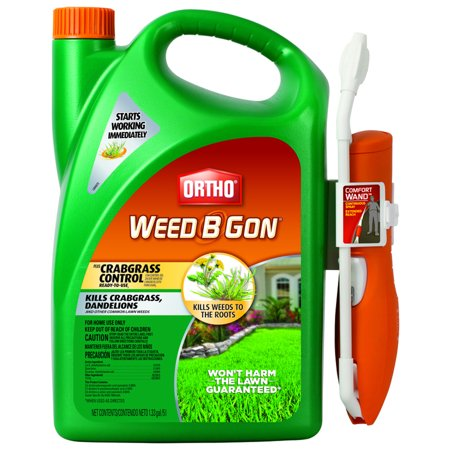 Ortho Weed B Gon Plus Crabgrass Control Ready-To-Use with Comfort Wand 1.33