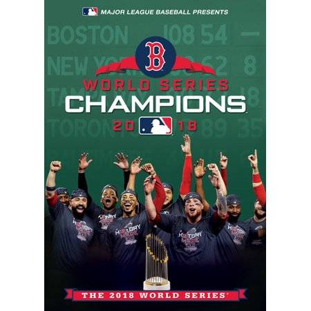 1987 World Series Teams - MLB: 2018 World Series (DVD)