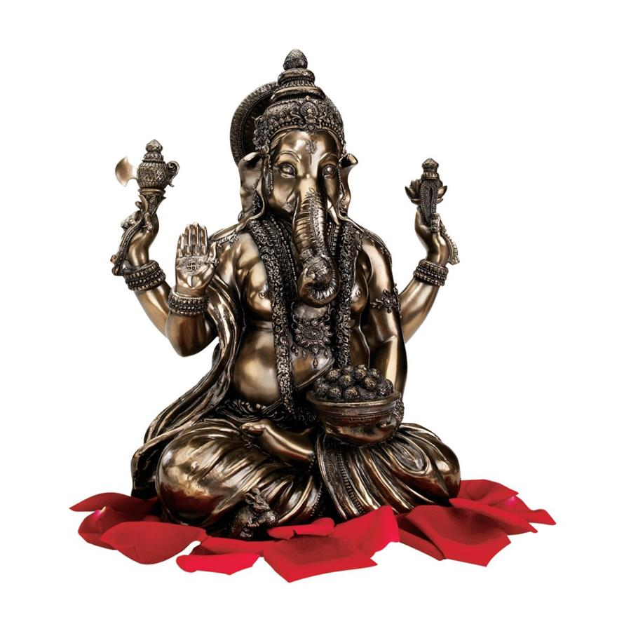 Design Toscano The Lord Ganesh Sculpture
