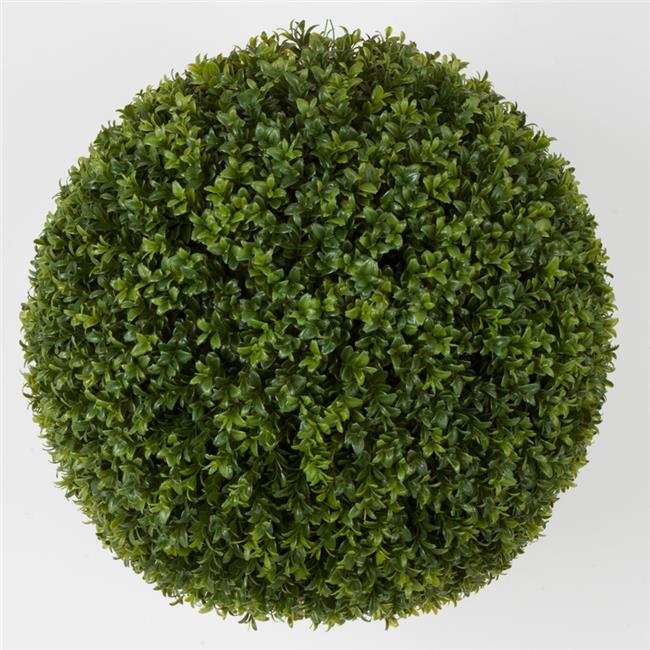 Autograph Foliages A-164024 24 in. Boxwood Ball, Green