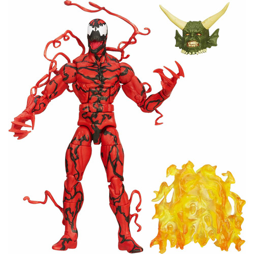 Marvel The Amazing Spider-Man 2 Marvel Legends Infinite Series Spawn of Symbiotes Action Figure by Hasbro, Inc.