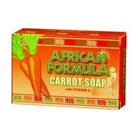 African Formula Carrot Soap, 3 Oz