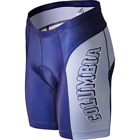 Adrenaline Promotions NCAA Columbia Lions Cycling Shorts, XX-Large, Blue - image 1 of 1