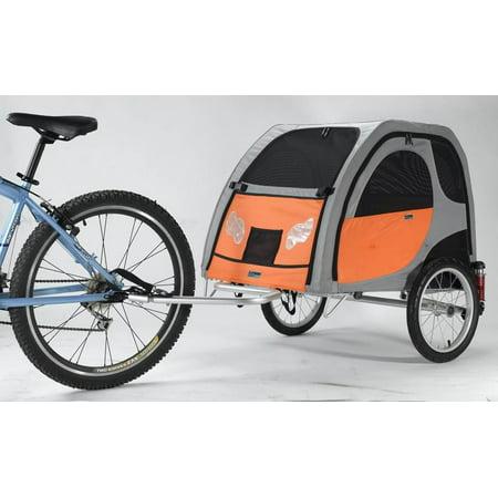 comfort wagon bicycle pet trailer medium 34 l x 18 w x. Black Bedroom Furniture Sets. Home Design Ideas