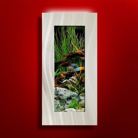 Vandue Aussie Aquariums 2.0 Wall Mounted Aquarium - Verticali