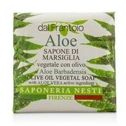 Nesti Dante Dal Frantoio Olive Oil Vegetal Soap - Aloe Vera 100g/3.5oz Skincare