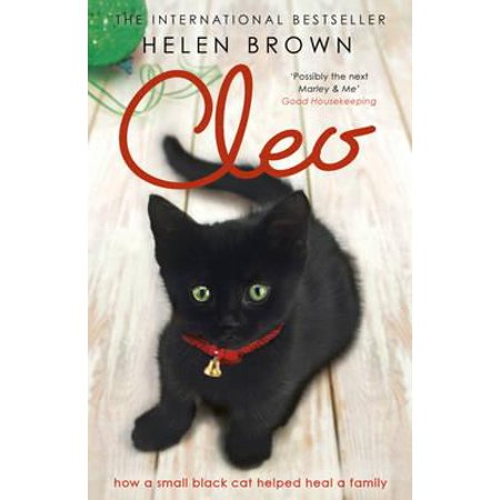 Cleo : How a Small Black Cat Helped Heal a Family. Helen Brown