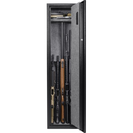 BARSKA New Large Quick Access Biometric Rifle Gun Safe Cabinet (13 in x 13 in x 52.25 (Barska Quick Access Biometric Rifle Safe Review)