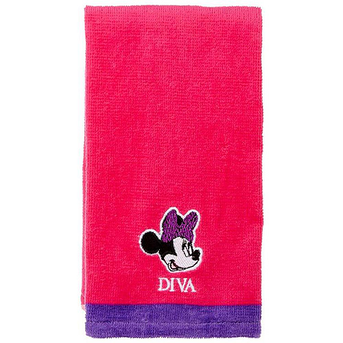 Disney Diva Minnie Tip Towel