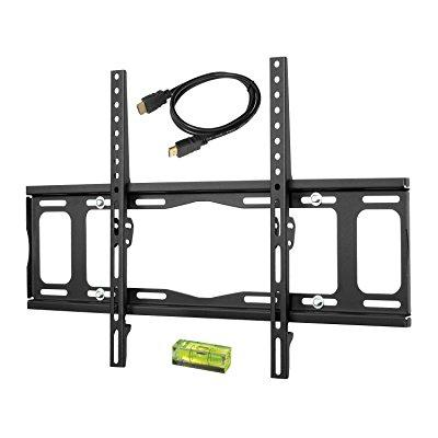 Equa Mount Flat Wall Mount for 32 to 75 TVs