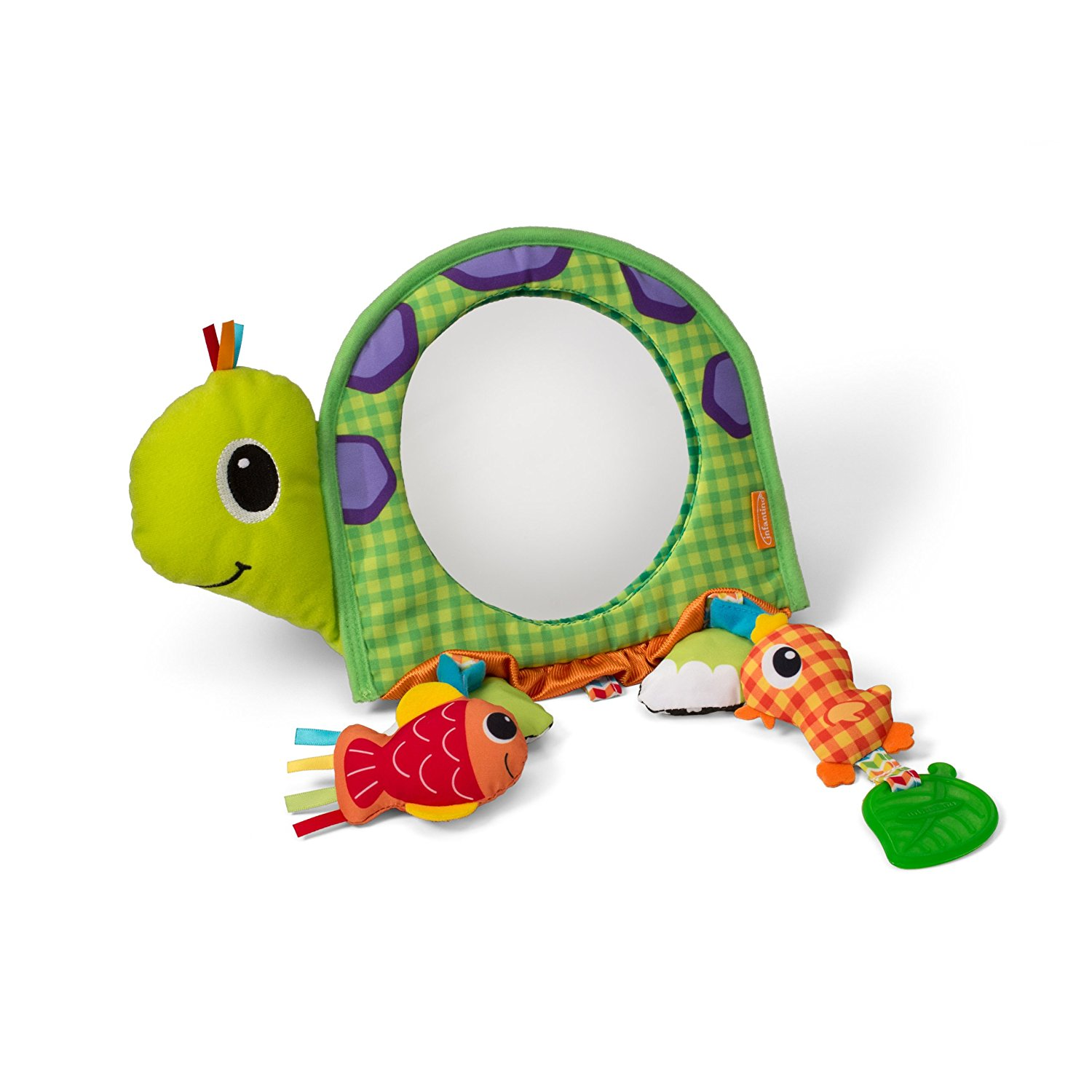 Infantino Discover and Play Activity Mirror by Infantino