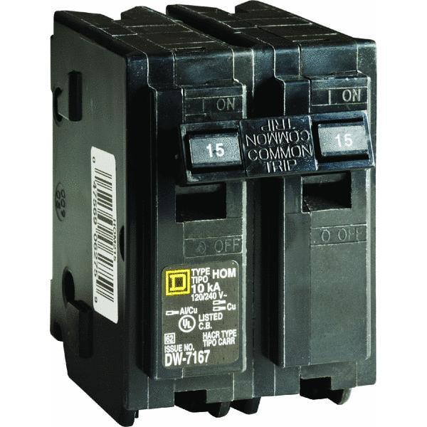 Square D Homeline Circuit Breaker