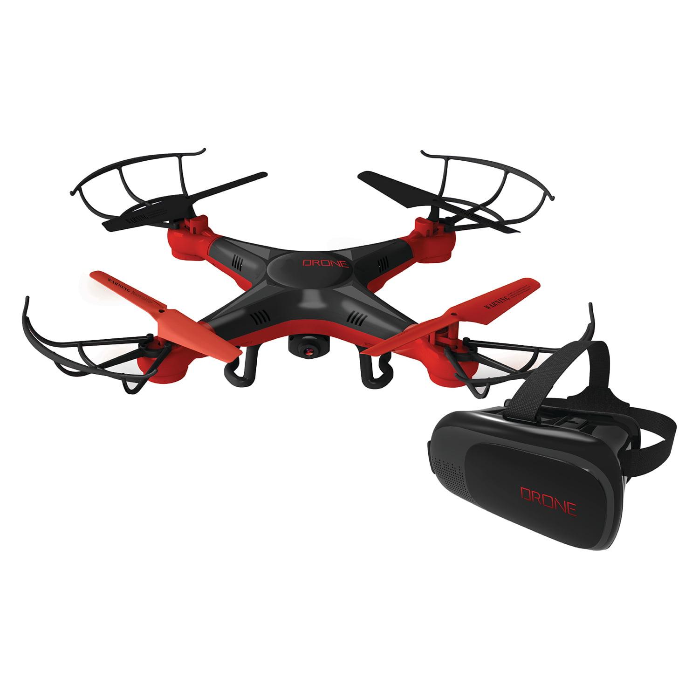 Alta Remote Control Drone E-Merse 720P Camera 360 Degree Turns Streaming FPV by ALTA