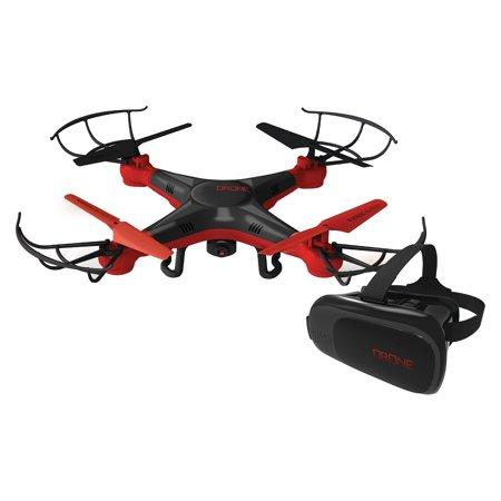 Alta Remote Control Drone E-Merse 720P Camera 360 Degree Turns Streaming FPV