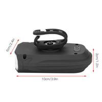 Greensen 600lm Waterproof Bicycle Headlight Solar Powered USB Charging Mountain Bike Light