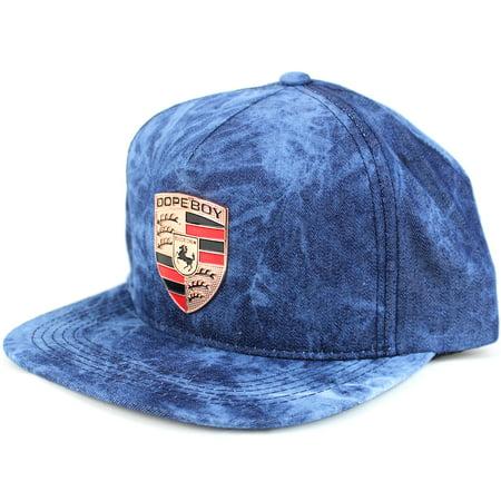 info for 586d0 5a9d7 Dope Metal Plate Fashion Snapback Cap Hat Headwear Streetwear Denim Porsche  - Walmart.com